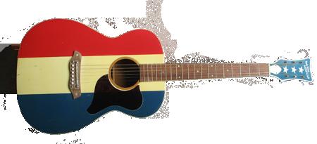 Harmony Guitars Buck Owens