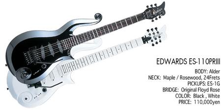 Kaitunes Guitars Esp Edwards